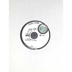 Cerquillo obturador cerradura cygnys x 125