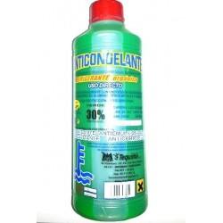 Anticongelante verde 30% litro