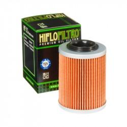 Filtro aceite hiflofiltro hf152 bombardier atv