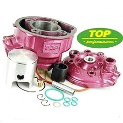 Equipo de motor top performances am6 rosa d.49.50