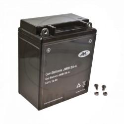 Bateria gel para yamaha sr 250