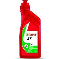 Aceite castrol  2t mezcla gasolina bote rojo