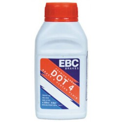 Liquido de freno ebc dot 4 250 ml