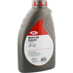 Aceite para horquillas 5w jmc 1L.