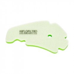 Filtro de aire hiflofiltro para piaggio beverly 125,200 y 500cc