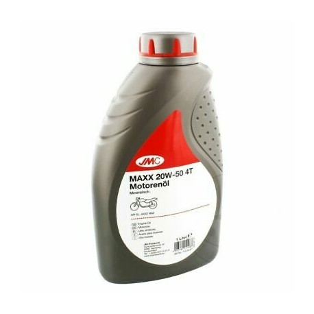 Aceite 20w -50 4t. jmc 1 litro