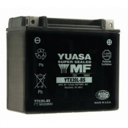 Bateria yuasa ytx20l-bs